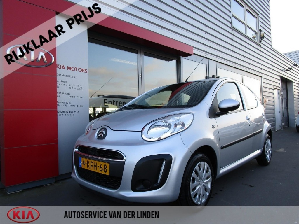 Autodealer sliedrecht - citroen-c1-1-0-collection